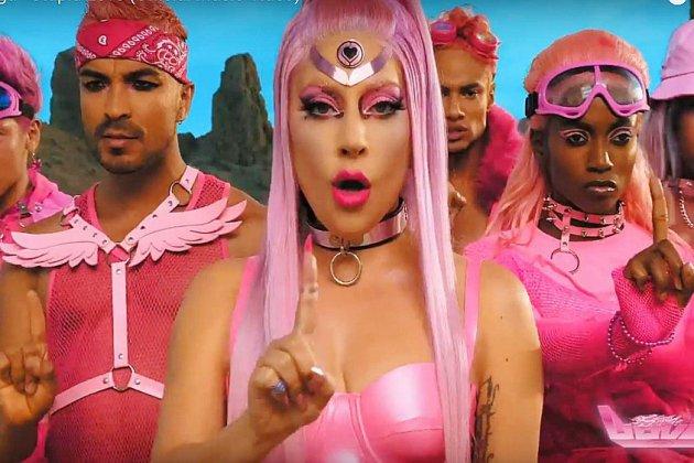 Lady Gaga lancera sa tournée en France!
