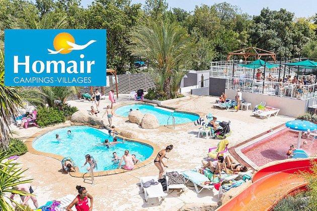 Partez une semaine en vacances avec Homair