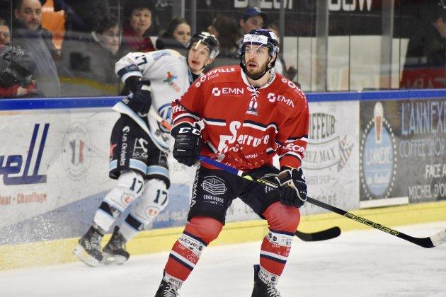 Hockey (D1). Efficaces, les Drakkars enchaînent une deuxième victoire contre Tours