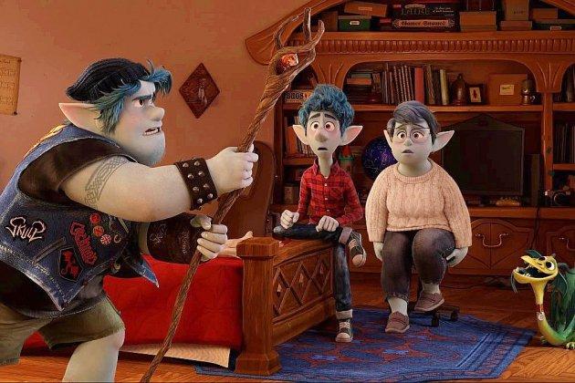 En avant, vive le jeu de rôle avec ce film Pixar