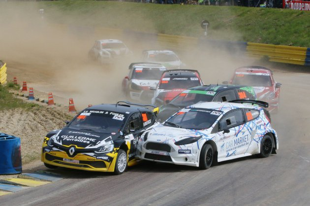 Automobile: le Rallycross reporté pour cause de coronavirus