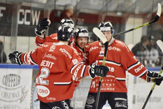 Hockey (D1). Vainqueurs à Tours, les Drakkars en demi-finales