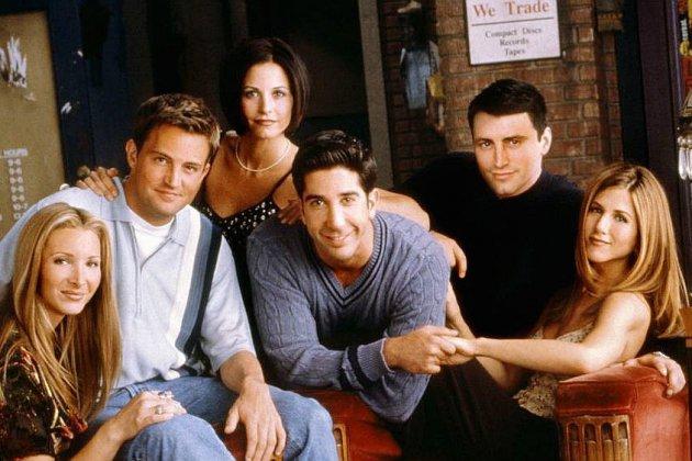 La réunion des acteurs de Friends décalée à cause du coronavirus