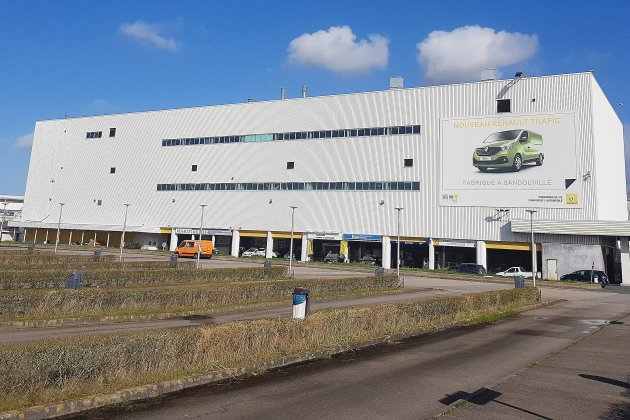 La production pourrait reprendre à Renault, des négociations débutent