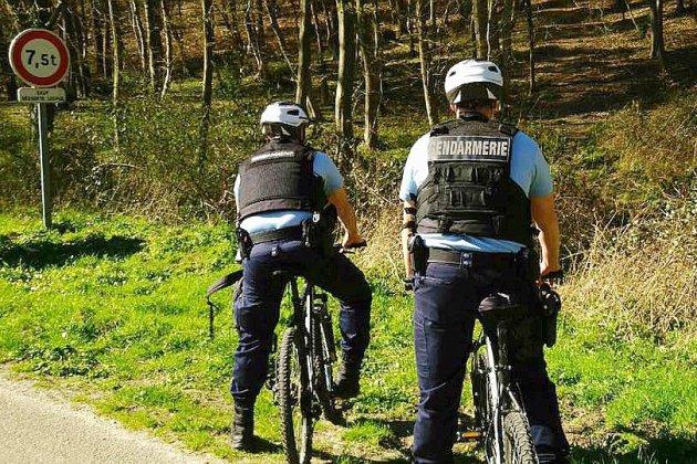 La gendarmerie en a assez du non-respect des règles de confinement
