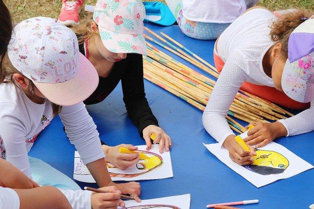 Vacances scolaires : un centre de loisirs pour lesenfants de soignants