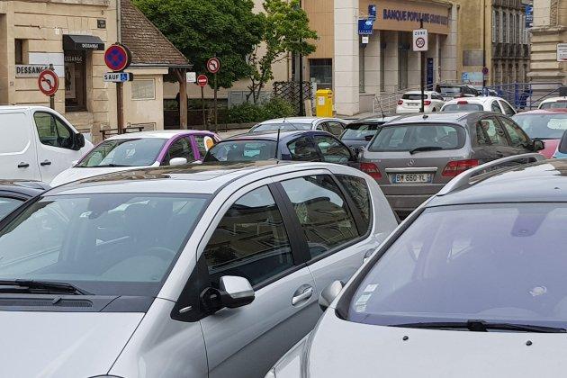 Déconfinement : le stationnement reste gratuit dans le centre-ville