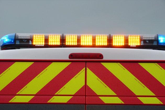 Accident de la route : une femme de 18 ans grièvement blessée