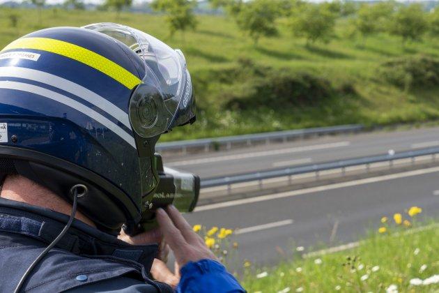 Deux jeunes manchois flashés à plus de 215km/h en Loire Atlantique
