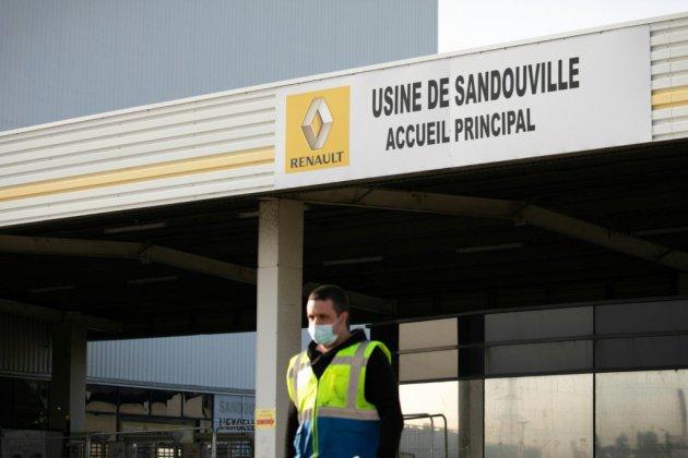 L'usine Renault rouvre ses portes vendredi 22 mai