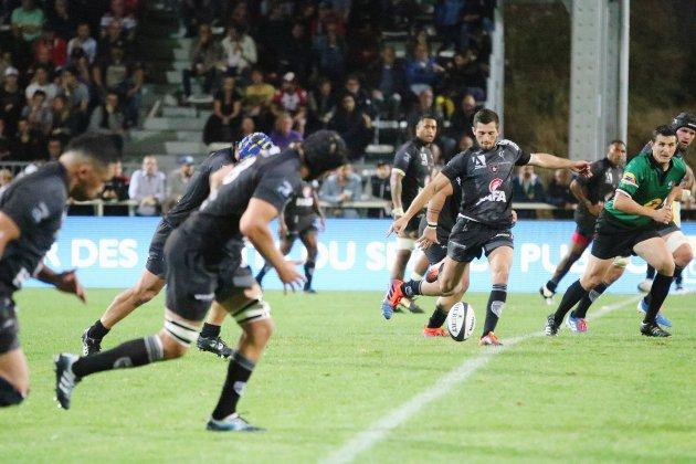Rugby: Rouen se renforce