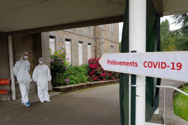 Covid-19 : cinq nouveaux décès dans les hôpitaux