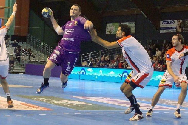 Romain Guillard passe de la JS Cherbourg au Caen Handball