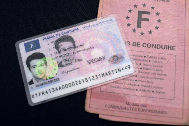 Reprise des sessions d'examen du permis de conduire