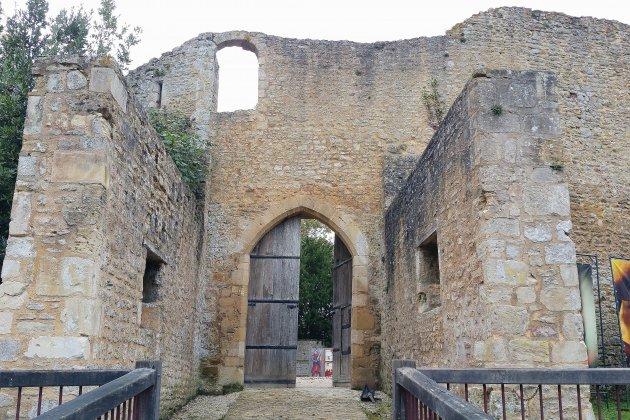 Le château rouvre ses portes aux visiteurs