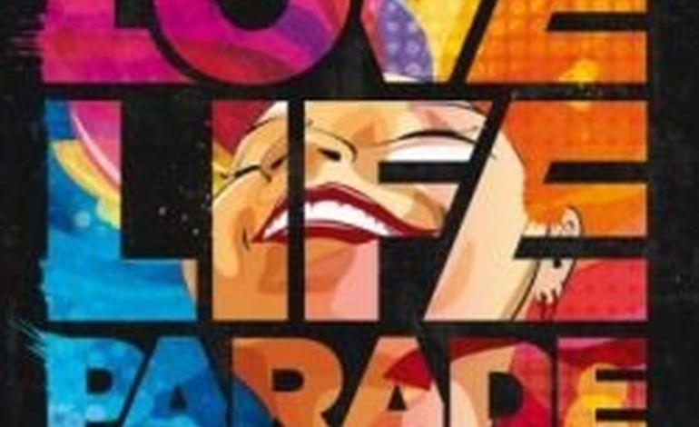 C2C, Bénabar et Didier Wampas à la Love Life Parade