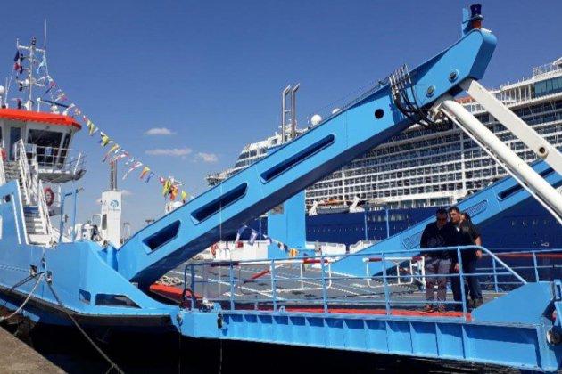 Le Bac 24 inauguré à Saint-Nazaire arrivera fin juin