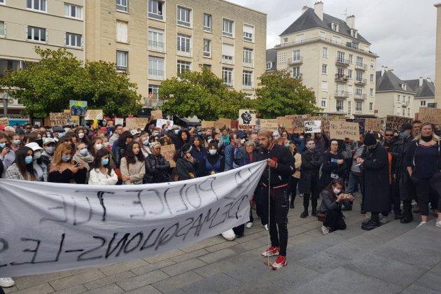 Rassemblementscontre le racisme et lesviolences policières