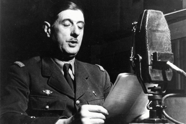 18 juin 1940-18 juin 2020: l'appel De Gaulle fête son 80e anniversaire