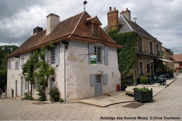 Partez à la découverte de l'un des plus beaux villages de France