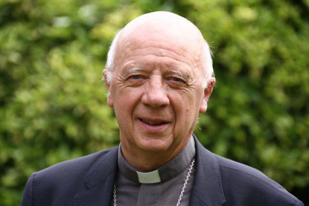 La démission del'évêque Mgr Boulanger acceptée par le Pape
