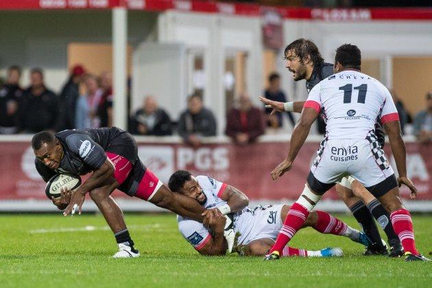 Le Rouen Normandie Rugby se met en ordre de marche