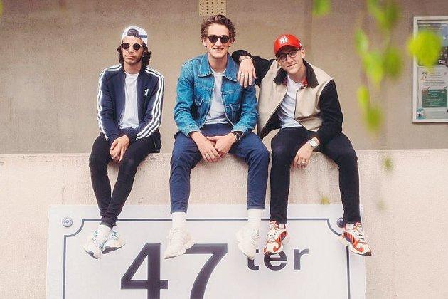 47 Ter, On avait dit, déjà la choré de l'été avec les trois rappeurs?