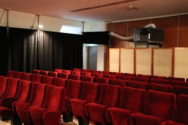 Cinéma: l'expérience Omnia se poursuit à la Halle aux toiles