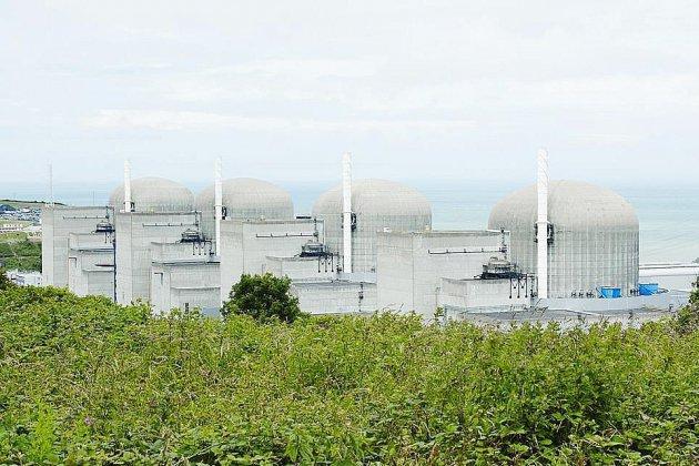 Départ de feu à la centrale nucléaire de Paluel : 40 personnes évacuées