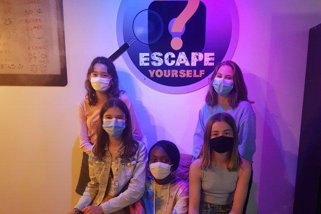 S'amuser en portant un masque, c'est possible