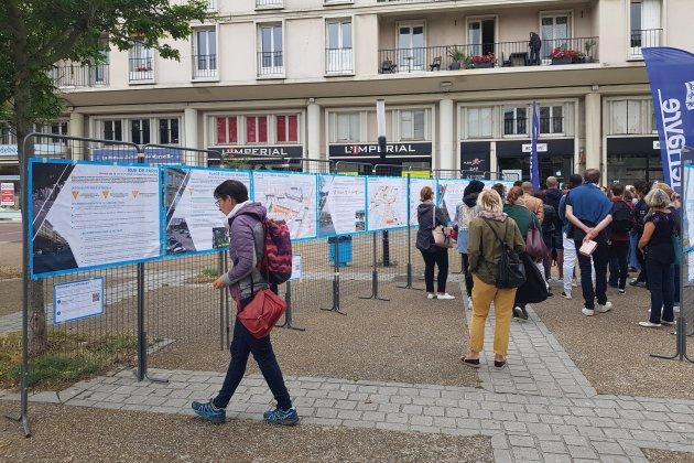 Découvrir et tester de nouveaux espaces publics dans le centre-ville reconstruit