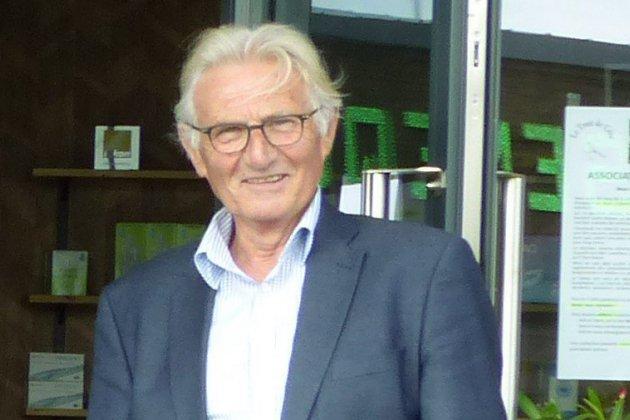 Jacky Bidot réélu président de Coutances Mer et Bocage.