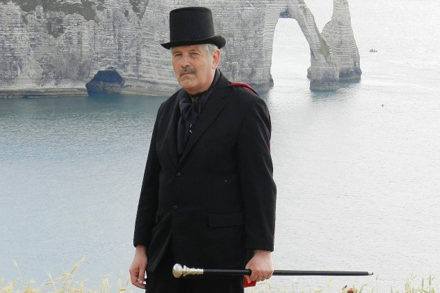 """""""Sur les traces d'Arsène Lupin"""", un film tourné principalement en Seine-Maritime"""