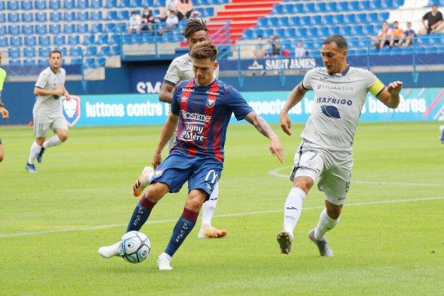 Le Havre remporte le derby des retrouvailles à Caen