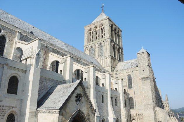 Profitez de l'été pour redécouvrir l'abbatiale de la Sainte-Trinité