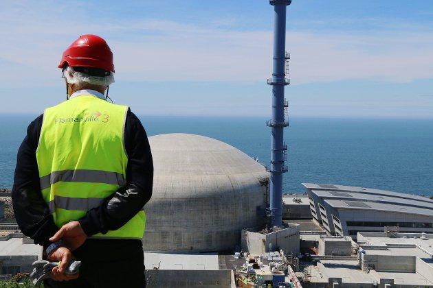 Avis positif sur le chantier de l'EPR de Flamanville