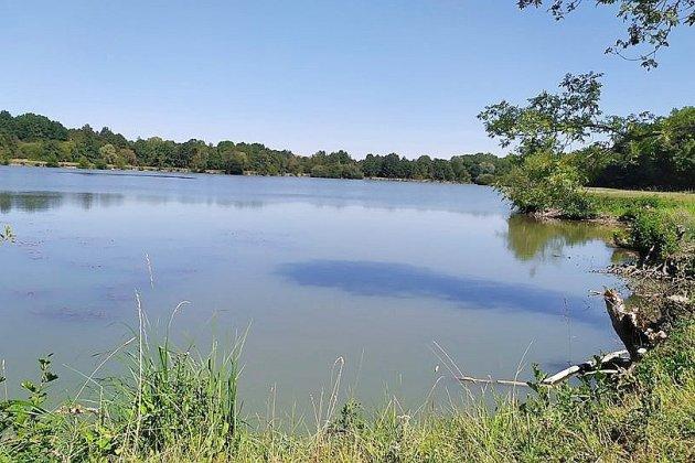 Ouverture de la promenade autour de l'étang de La Croix Lamirault