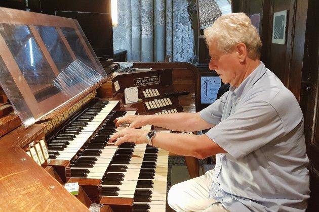 Le grand orgue de la cathédrale de nouveau en service