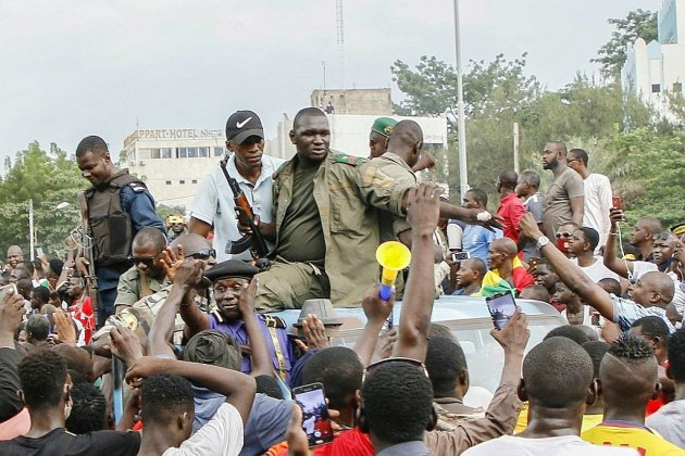 Mali: calme à Bamako au lendemain du coup d'Etat contre le président Keïta
