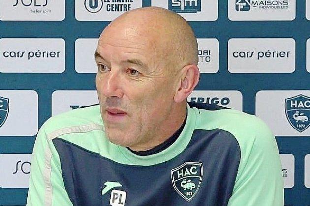 L'entraîneur Paul Le Guen prolonge son contrat au HAC