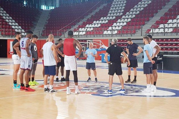 Deux cas de Covid-19 : le Rouen Métropole Basket doit s'adapter