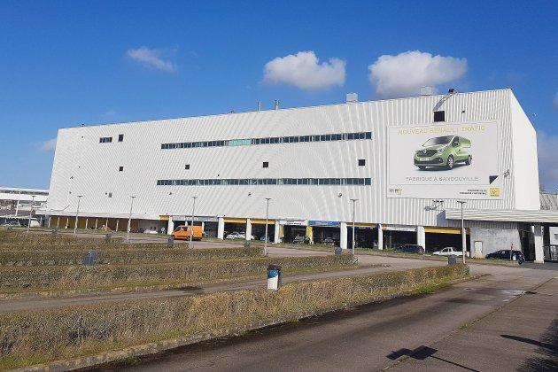 Un cas de Covid-19 confirmé à l'usine Renault
