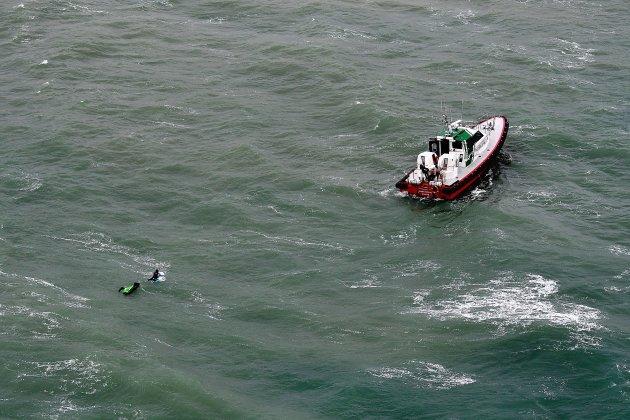 Un surfeur en difficulté secouru au large de Sainte-Adresse