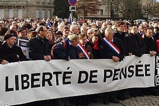 Cinqans après l'attentat de Charlie Hebdo, les 3IFA se souviennent