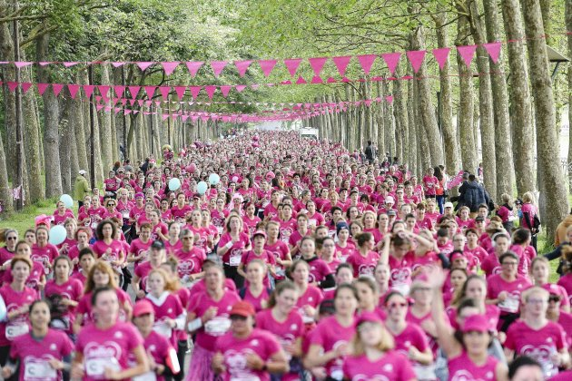 Rochambelle : l'intégralité des frais d'inscription reversée à la lutte contre le cancer