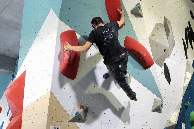 Climb up débarque à Caen! La 5e plus grande salle d'escalade en France