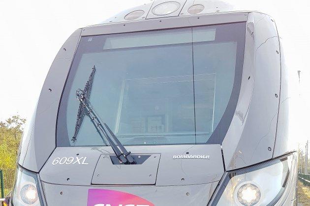 Un train percute une femme à hauteur du Stade Océane