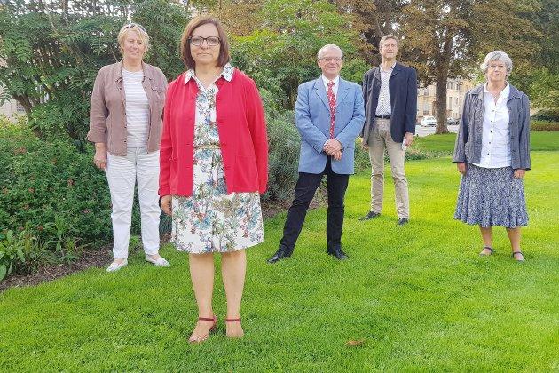 Elections sénatoriales : Corinne Féret présente sa liste