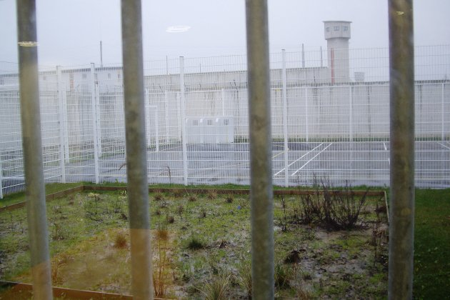 Après-midi de tension au centre pénitentiaire de Condé-sur-Sarthe