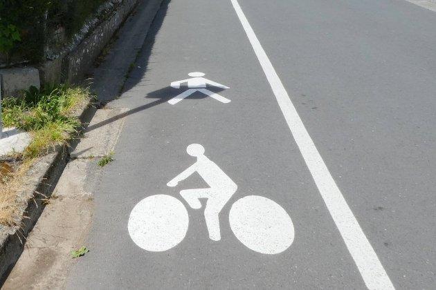 Aménagement d'une nouvelle voie verte pour les cyclistes